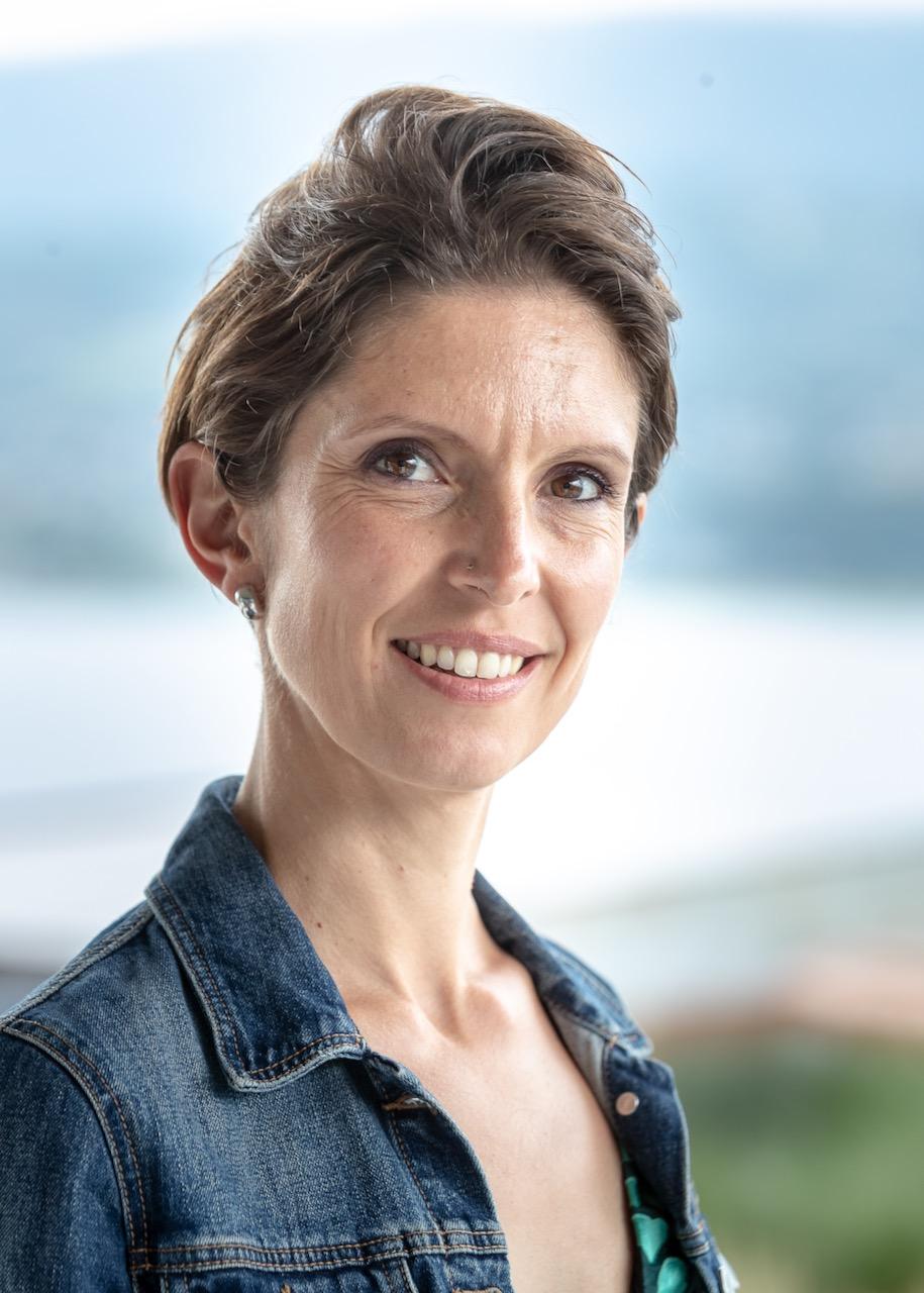 La gestionnaire Delphine PHILIPPON Micro-crèche Aix-Les-Bains